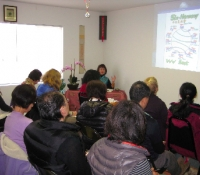 """A Reading on the 2013 Year of the Snake\"" free lecture program at YYEF"